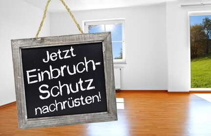 Einbruchschutz nachrüsten Darmstadt Schlüsseldienst